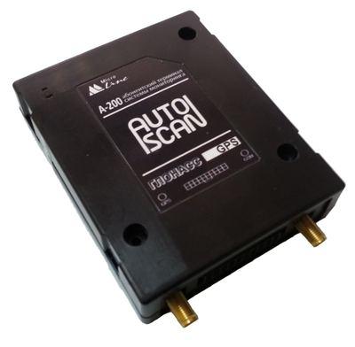 Список ГЛОНАСС/GPS-трекеров